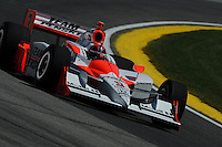 Helio Castroneves, Indy Car Series