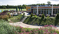 ZWOLLE - Clubhuis Golfclub Zwolle. FOTO KOEN SUYK