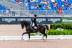 Trussel Belinda, CAN, Tattoo 15<br /> World Equestrian Games - Tryon 2018<br /> © Hippo Foto - Dirk Caremans<br /> 12/09/18