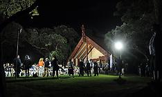 Waitangi-Dawn service to mark Waitangi Day celebrations