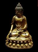 The Buddha Satyamuni Chinese XVII century Buddhist