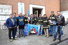 20111028 MANIFESTAZIONE VIGILI DEL FUOCO E CORPO FORESTALE