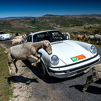 Car 85 Nigel Perkins / Pete Johnson
