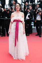 May 22, 2019 - Cannes, Provence-Alpes-Cote d'Azu, France - 72eme Festival International du Film de Cannes. Montée des marches du film ''Roubaix, une lumiere (Oh Mercy!)''. 72th International Cannes Film Festival. Red Carpet for ''Roubaix, une lumiere (Oh Merci!)'' movie.....239726 2019-05-22 Provence-Alpes-Cote d'Azur Cannes France.. Bouchez, Elodie (Credit Image: © Philippe Farjon/Starface via ZUMA Press)