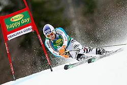 DOPFER Fritz of Germany competes during the 1st Run of 7th Men's Giant Slalom - Pokal Vitranc 2013 of FIS Alpine Ski World Cup 2012/2013, on March 9, 2013 in Vitranc, Kranjska Gora, Slovenia. (Photo By Vid Ponikvar / Sportida.com)