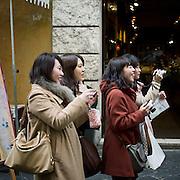 Tourist. Rome, 23 january 2014. Christian Mantuano / OneShot