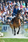 Alice DEBANY CLERO (USA) riding AMAREUSA S during the Derby Region Pays de la Loire Competition of the International Show Jumping of La Baule 2018 (Jumping International de la Baule), on May 19, 2018 in La Baule, France - Photo Christophe Bricot / ProSportsImages / DPPI