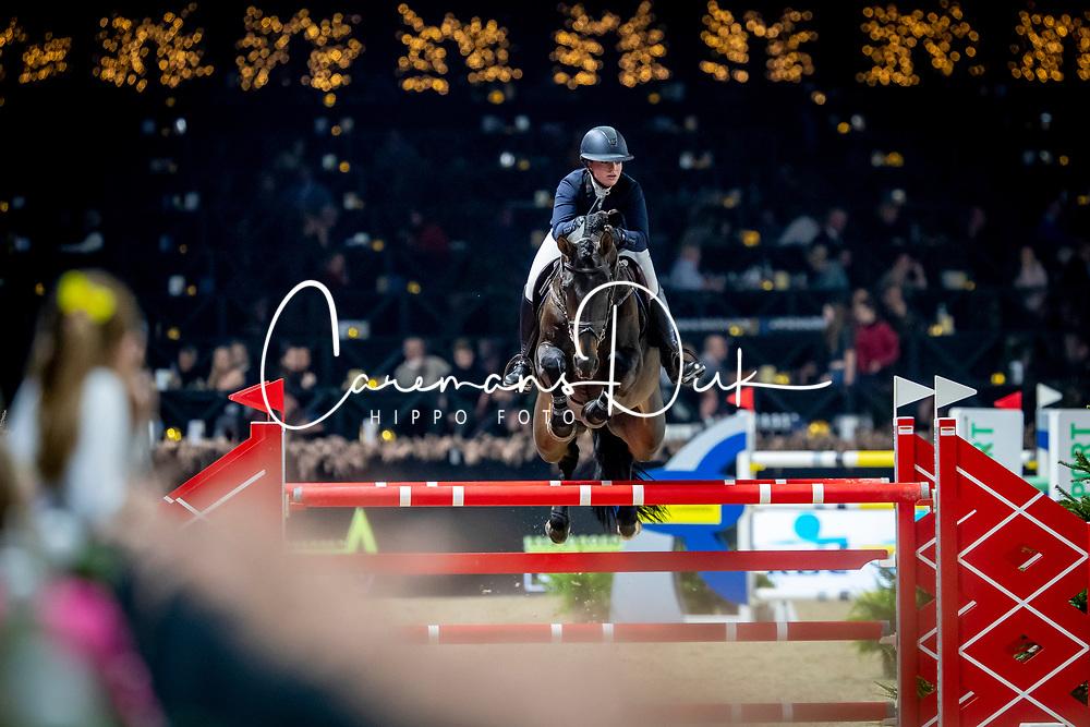 Morssinkhof Micky, NED, Graziano<br /> Jumping Mechelen 2019<br /> © Hippo Foto - Dirk Caremans<br />  27/12/2019