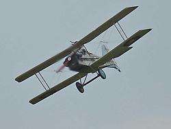 Royal Aircraft Factory SE5a, The Great War, 1914-18 Aircraft, , The Duxford Air Show, 14th September 2014
