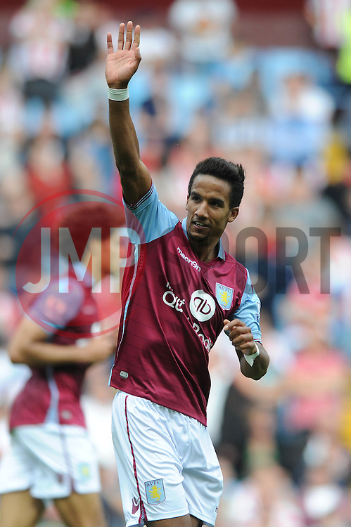 - Mandatory byline: Dougie Allward/JMP - 07966386802 - 29/08/2015 - FOOTBALL - Villa Park -Birmingham,England - Aston Villa v Sunderland - Barclays Premier League
