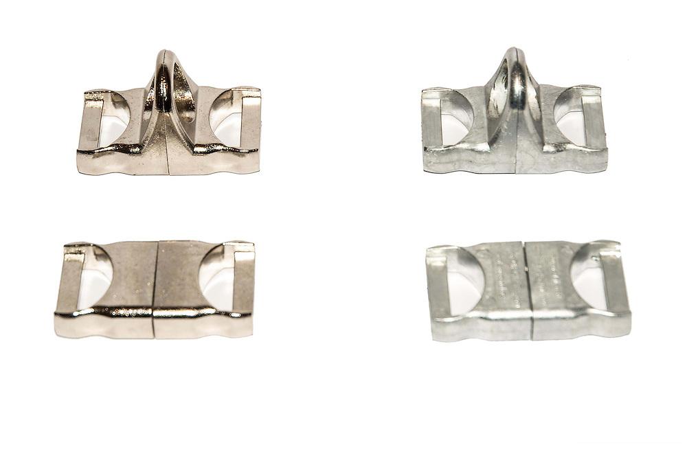 Zinc and Nickel Connectors