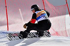 March 8th 2019 - Para-Snowboard Banked Slalom