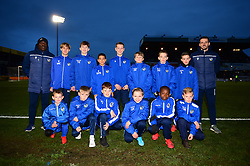 Bristol Rovers U12s - Mandatory by-line: Dougie Allward/JMP - 07/12/2019 - FOOTBALL - Memorial Stadium - Bristol, England - Bristol Rovers v Southend United - Sky Bet League One