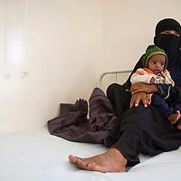 Khamir MSF hospital, Yemen