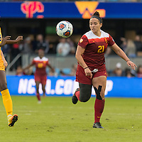 USC Women's Soccer | NCAA | Championship | 2nd Half