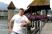 04.07.2014; Luzern; Fussball Super League - Portrait Kaja Rogulj; Portrait Kaja Rogulj (FC Luzern)  (Valeriano Di Domenico/freshfocus)