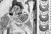 A3.***<br /> The walls of this temple have some of the finest examples of temple mural painting.<br /> Shailabimbarama Buddhist Temple in Dodanduwa.