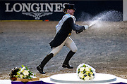 Isabell Werth - Weihegold OLD winner of the World Cup Final<br /> FEI World Cup Final Gothenburg 2019<br /> © DigiShots
