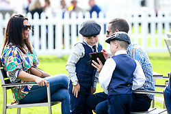 Bath Racecourse race day - Mandatory by-line: Robbie Stephenson/JMP - 27/08/2019 - PR - Bath Racecourse - Bath, England - Race Meeting at Bath Racecourse