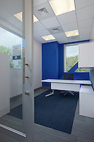 Germantown MD Qiagen laboratory interior image by Jefrey Sauers of Commercial Photographics