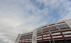 - Photo mandatory by-line: Alex James/JMP - Tel: Mobile: 07966 386802 01/02/2014 - SPORT - FOOTBALL - Britannia Stadium - Stoke-On-Trent - Stoke v Manchester United - Barclays Premier League