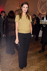 LIVIA FIRTH at a gala dinner to celebrate 15 Years of mothers2mothers hosted by Annie Lennox held at One Marylebone, 1 Marylebone Road, London NW1on 3rd November 2015.