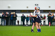24/09/2016, Senior Camogie Final at Trim.<br /> Kilmessan vs Na Fianna<br /> Ashling Walshe & Caoimhe O`Leary celebrate after the final whistle<br /> Photo: David Mullen /www.cyberimages.net / 2016<br /> ISO: 1000; Shutter: 1/1328; Aperture: 4; <br /> File Size: 2.6MB<br /> Print Size: 8.6 x 5.8 inches