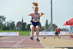03/08/2017; O'Connell, Esme, F20, GBR at 2017 World Para Athletics Junior Championships, Nottwil, Switzerland