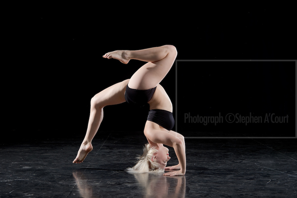 Dancer Rebecca Bassett-Graham