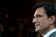 House Majority Leader ERIC CANTOR (R-VA) during a press conference following a closed conference meeting on Capitol Hill Tuesday.