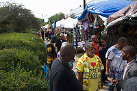"""The Harambee Art and Craft Music Festival celebrated its seventh year in Chicago Sunday morning as participants were treated to arts, crafts and performances from all over the world. The event was held on 53rd Street in front of Nichols Park located at 1355 E. 53rd Street.<br /> <br /> Please 'Like' """"Spencer Bibbs Photography"""" on Facebook.<br /> <br /> Please leave a review for Spencer Bibbs Photography on Yelp.<br /> <br /> All rights to this photo are owned by Spencer Bibbs of Spencer Bibbs Photography and may only be used in any way shape or form, whole or in part with written permission by the owner of the photo, Spencer Bibbs.<br /> <br /> For all of your photography needs, please contact Spencer Bibbs at 773-895-4744. I can also be reached in the following ways:<br /> <br /> Website – www.spbdigitalconcepts.photoshelter.com<br /> <br /> Text - Text """"Spencer Bibbs"""" to 72727<br /> <br /> Email – spencerbibbsphotography@yahoo.com"""