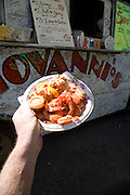 Shrimp Truck, Windward Oahu, Hawaii