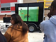 Sam Houston Math, Science, and Technology Center recently hosted an underwater robot exhibit known as SEATIGER at its campus.<br /> To submit photos for inclusion in eNews, send them to hisdphotos@yahoo.com.