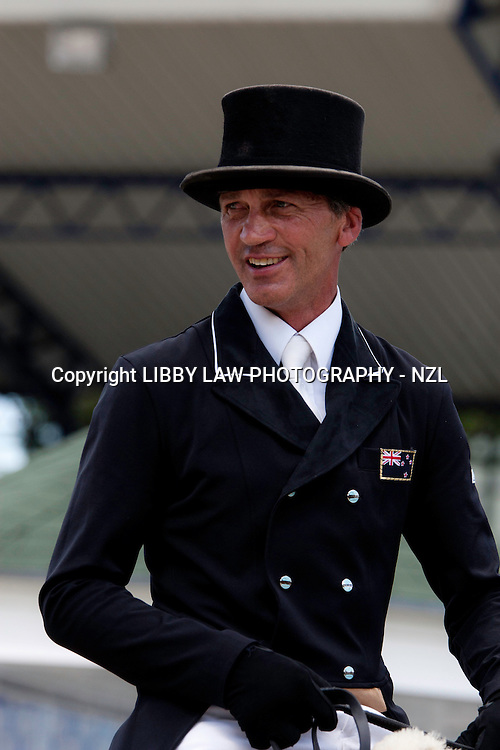 NZL-Andrew Nicholson (NEREO) 2012 GER-CHIO Aachen Weltfest des Pferdesports (Friday) - DHL Preis CICO*** Eventing Dressage: INTERIM-13TH