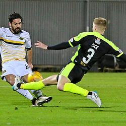 Dumbarton v Stranraer | Irn-Bru Cup | 6 October 2017