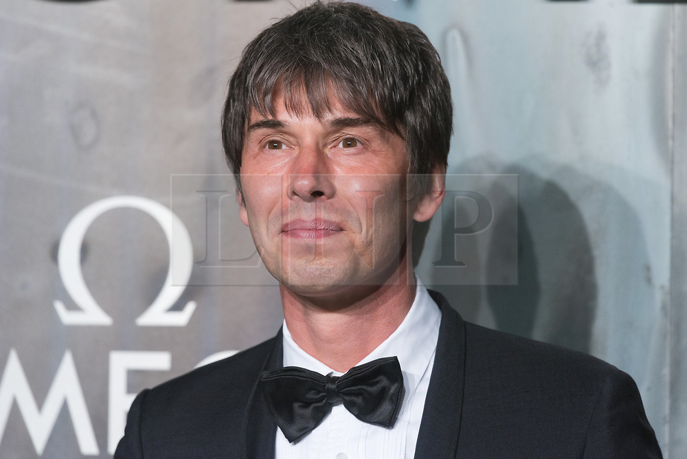 © Licensed to London News Pictures. 26/04/2017. London. DR BRIAN COX attends the Omega party celebrating 60 Years of the Speedmaster watch. Photo credit: Ray Tang/LNP