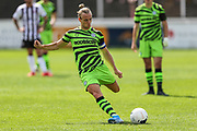 Forest Green Rovers Joseph Mills(23) during the Pre-Season Friendly match between Bath City and Forest Green Rovers at Twerton Park, Bath, United Kingdom on 27 July 2019.