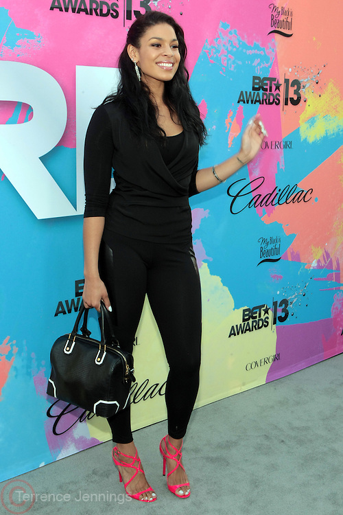 "Los Angeles, CA-June 29: Recording Artist Jordin Sparks attends the Seventh Annual "" Pre "" Dinner celebrating BET Awards hosted by BET Network/CEO Debra L. Lee held at Miulk Studios on June 29, 2013 in Los Angeles, CA. © Terrence Jennings"
