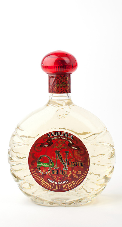 Nuestro Orgullo reposado -- Image originally appeared in the Tequila Matchmaker: http://tequilamatchmaker.com