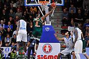 DESCRIZIONE : Eurocup 2014/15 Last32 Dinamo Banco di Sardegna Sassari -  Banvit Bandirma<br /> GIOCATORE : Chuck Davis<br /> CATEGORIA : Tiro Penetrazione Sottomano Controcampo<br /> SQUADRA : Banvit Bandirma<br /> EVENTO : Eurocup 2014/2015<br /> GARA : Dinamo Banco di Sardegna Sassari - Banvit Bandirma<br /> DATA : 11/02/2015<br /> SPORT : Pallacanestro <br /> AUTORE : Agenzia Ciamillo-Castoria / Luigi Canu<br /> Galleria : Eurocup 2014/2015<br /> Fotonotizia : Eurocup 2014/15 Last32 Dinamo Banco di Sardegna Sassari -  Banvit Bandirma<br /> Predefinita :