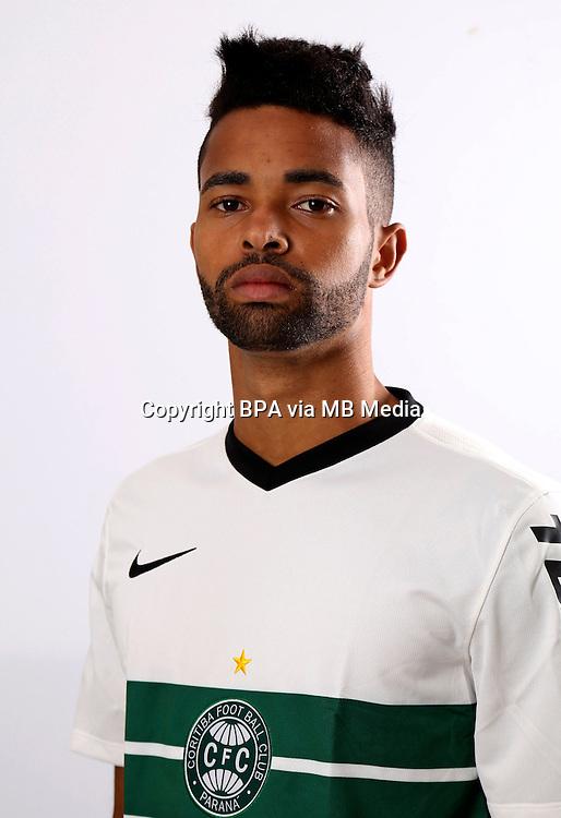 Brazilian Football League Serie A / <br /> ( Coritiba Foot Ball Club ) - <br /> Givanildo Pulgas da Silva &quot; Giva &quot;