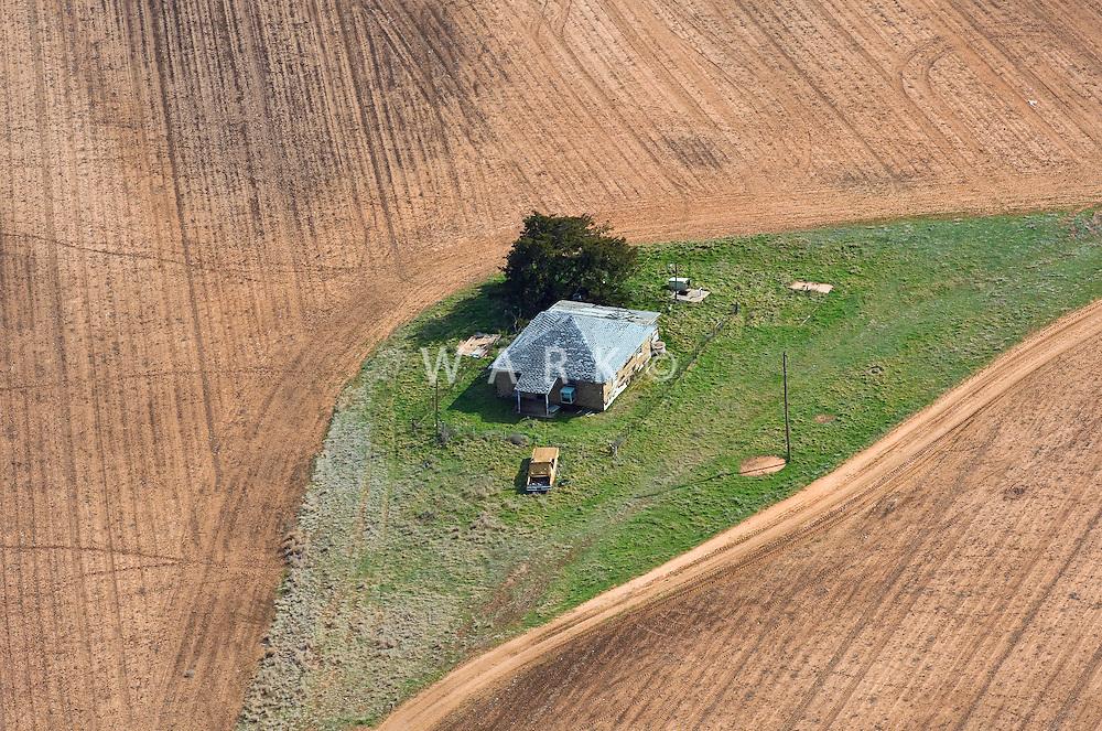 Farmland central Texas. March 2010