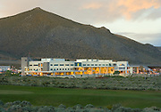 Carson Tahoe Medical Center.Moon Mayoras Architecs.Bryant Design