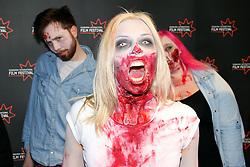© Licensed to London News Pictures. Edinburgh Cineworld. Edinburgh International Film Festival, zombies, LIFE AFTER BETH,  26/06/2014, Photo Credit: M.Pocwiardowski/LNP