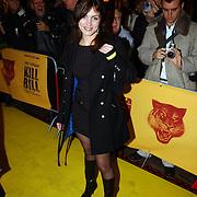 Premiere Kill Bill, Daphne Bunskoek