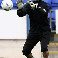 St Johnstone Training..26.09.05<br />