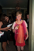 GEORGINA GODLEY, Dinner hosted by Elizabeth Saltzman for Mario Testino and Kate Moss. Mark's Club. London. 5 June 2010. -DO NOT ARCHIVE-© Copyright Photograph by Dafydd Jones. 248 Clapham Rd. London SW9 0PZ. Tel 0207 820 0771. www.dafjones.com.