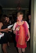 GEORGINA GODLEY, Dinner hosted by Elizabeth Saltzman for Mario Testino and Kate Moss. Mark's Club. London. 5 June 2010. -DO NOT ARCHIVE-© Copyright Photograph by Dafydd Jones. 248 Clapham Rd. London SW9 0PZ. Tel 0207 820 0771. www.dafjones.com.