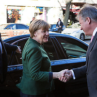 2016/11/28 Berlin | Politik | Festakt 60 Jahre Bundesnachrichtendienst