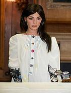 World's first humanoid robot artist Ai-Da